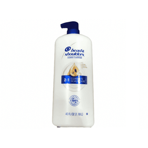 Head & Shoulders Head & Shoulders 2-in-1 Complete Scalp Care, 40 fl oz