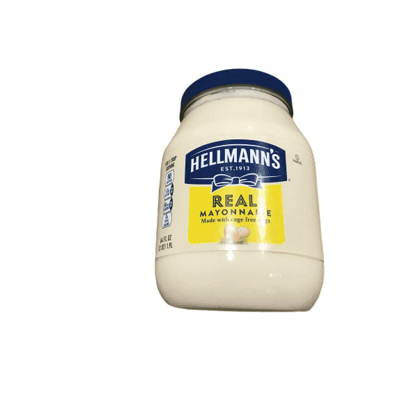 Hellmann's Hellmann's Mayonnaise For Delicious Sandwiches Real Rich In Omega, 64 Oz
