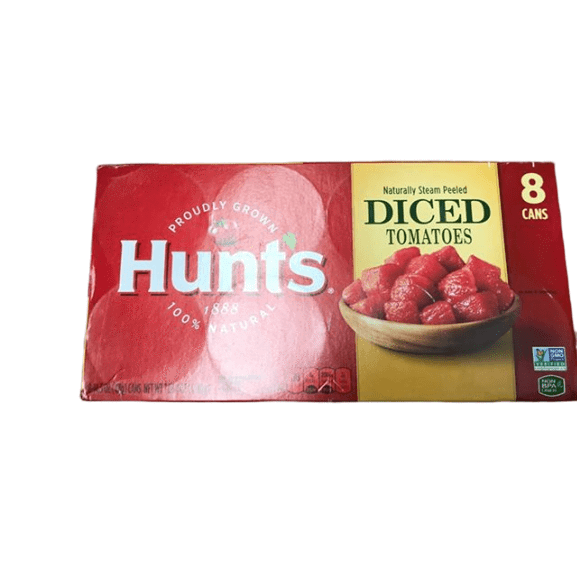 Hunt's Hunt's Diced Tomatoes - 8 cans of 14.5oz