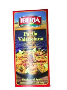 Iberia Iberia Paella Valenciana, Product Of Spain, 15.5 oz.