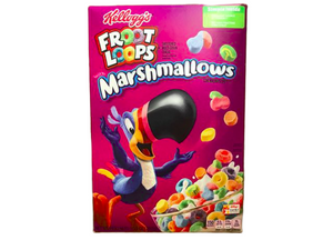 Kellogg's Kellogg's Froot Loops Breakfast Cereal Original with Marshmallows, 10.1 oz