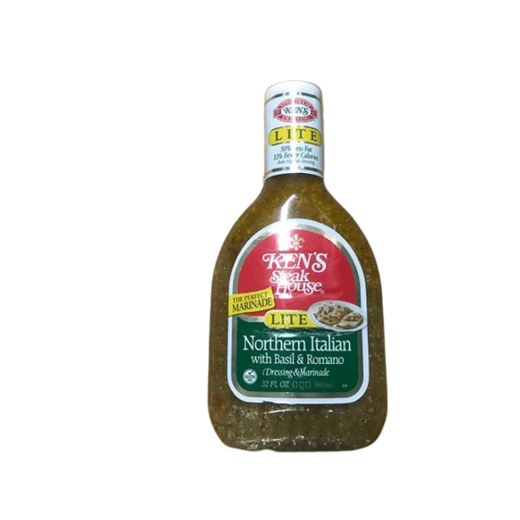Ken's Lite Northern Italian Dressing - 32 oz - ShelHealth.Com