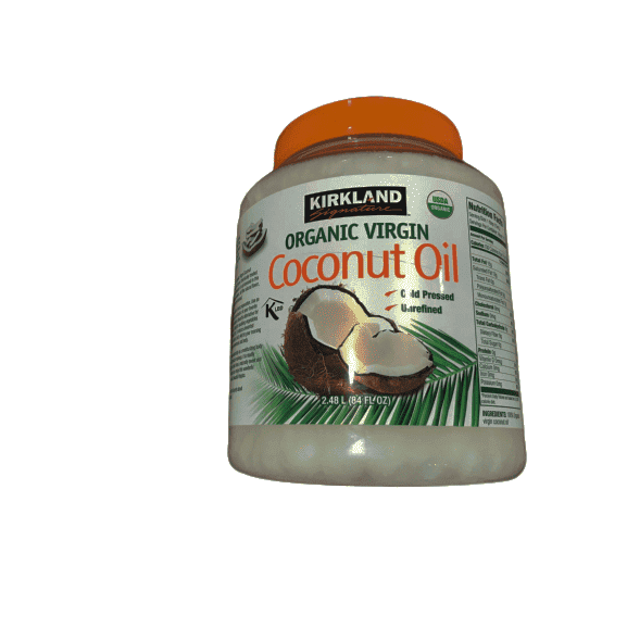 Kirkland Signature Kirkland Organic Virgin Coconut Oil - 84 Ounces