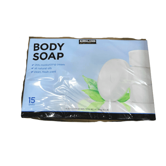 Kirkland Signature Kirkland Signature Body Soap 15 Bars 4.5 Oz