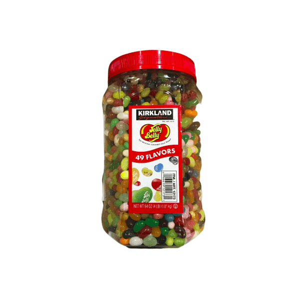 Kirkland Signature Jelly Belly Jelly Beans, 4 lbs.
