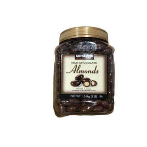 Kirkland Signature Kirkland Signature Milk Chocolate Roasted Almonds, 48 Ounce