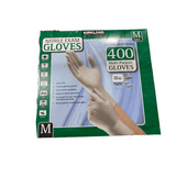 Kirkland Signature Nitrile Exam Gloves, S/M/L 400-Count - ShelHealth.Com