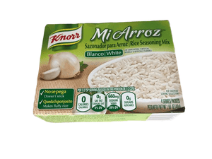 Knorr Knorr Mi Arroz White Rice Seasoning Mix, 4 Packets