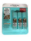 L'Oreal Paris Magic Root Cover Up Gray Concealer Spray, Choose Color, 3 x 2 Oz - ShelHealth.Com