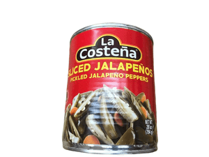 La Costena La Costena Sliced Jalapenos, Pickled Jalapeno Peppers, 28 Ounce