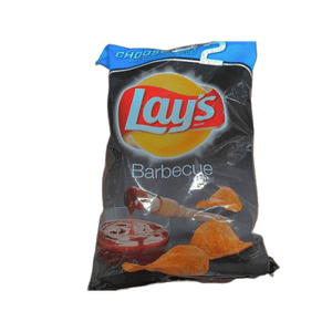 Lays Lays Barbecue Flavored Chips, 15.145 Ounce