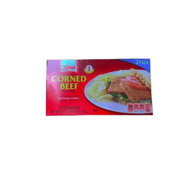 Libbys Libbys Corned Beef 12 oz. (3-Pack)
