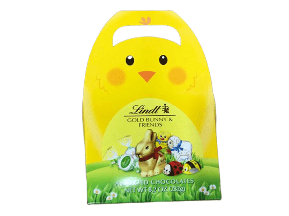 Lindt Lindt Gold Bunny & Friends, Assorted Chocolates, 8.2 oz