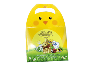 Lindt Lindt Goldbunny & Friends Easter Edition, 8.2 oz