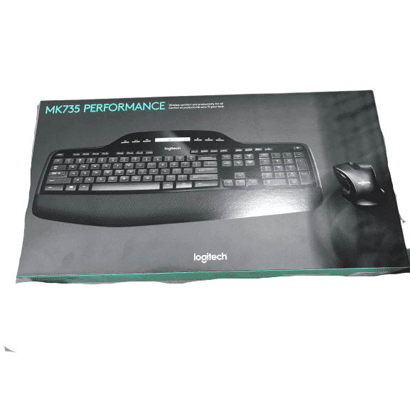 Logitech Logitech MK735 Wireless Keyboard and Mouse Combo