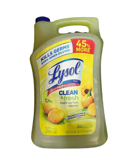 Lysol Lysol All Purpose Cleaner, 210 oz
