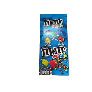 M&M's M&M's Milk Chocolate Mini's, 1.08-Ounce Tubes (Pack of 24)