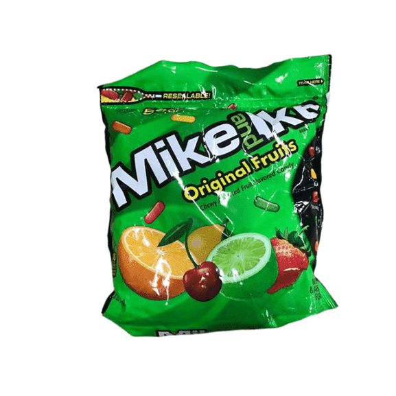 Mike and Ike Chewy Assorted Fruit Flavored Candies, 54 Ounce - ShelHealth.Com