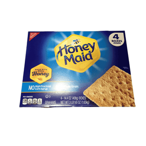 Nabisco Nabisco Honey Maid Graham Crackers, Honey, 57.6 Ounces