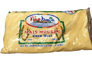 Nap Boule Nap Boule Mais Moulin Corn Meal, 3.5 lbs