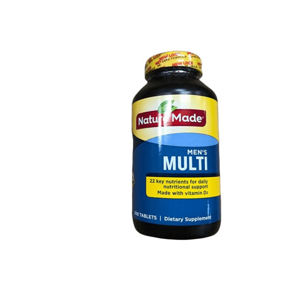 Nature Made Nature Made Multi For Him Tablets, 300 ct.