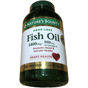 Nature's Bounty Nature's Bounty Fish Oil 1400 mg 130 Softgels