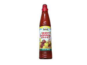 Ocho Rios Ocho Rios Super Hot Pepper Sauce, 3 fl oz