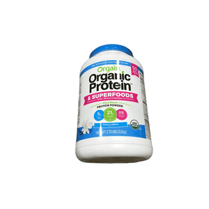 Orgain Orgain Organic Protein And Superfoods Powder, 2.70 Pound
