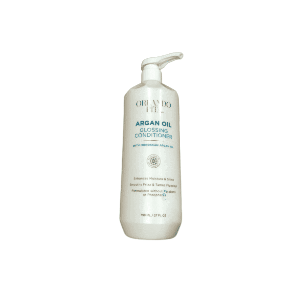 Orlando Pita Orlando Pita Moroccan Argan Oil Gloss Conditioner 27 OZ.