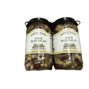 Paisley Farm Paisley Farm 2 - 35.5 Oz Natural Four Bean Salad, 71 Oz