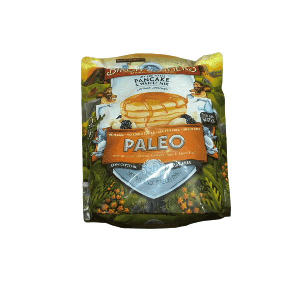 Paleo Pancake & Waffle Mix by Birch Benders, Coconut & Almond Flour, 42 oz - ShelHealth.Com