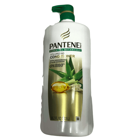 Pantene Lemon Grass & Aloe Volumizing Conditioner, 38.2 fl. oz. - ShelHealth.Com