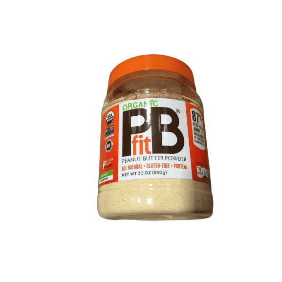 PBfit All-Natural Organic Peanut Butter Powder, 30 Ounce - ShelHealth.Com