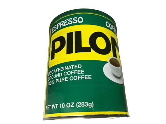 Pilon Decaffeinated Espresso Coffees, 10 Ounce - ShelHealth.Com