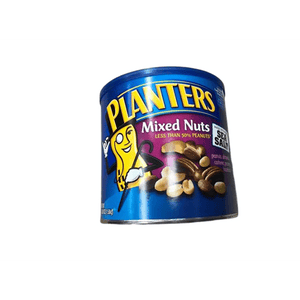 Planters Salted Mixed Nuts (3LB 8OZ Canister) - ShelHealth.Com