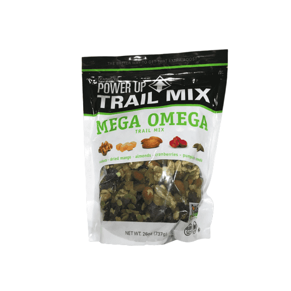 Power Up Power Up Trail Mix, Mega Omega Trail Mix 26 oz