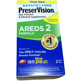 Preservision PreserVision AREDS 2 Formula Supplement (210 Count)