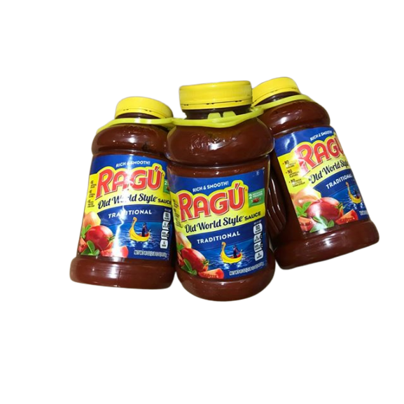 Ragu Ragu Old World Style Traditional Pasta Sauce 45 oz. each, 3 pk.