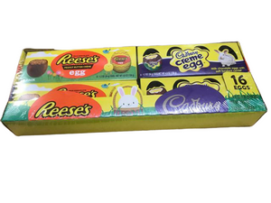 Reese's Reese's & Cadbury Easter Eggs, 16 Count