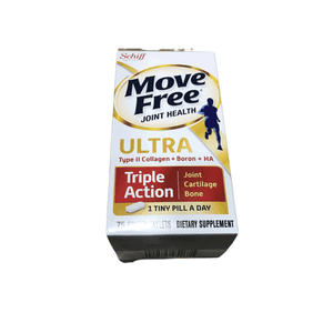 Schiff Schiff Move Free Ultra Triple Action Joint Supplement, 75 Tablets