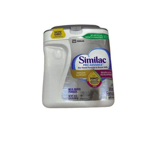 Similac Similac Pro-Advance Non-GMO Infant Formula with Iron Powder, 34 Ounce