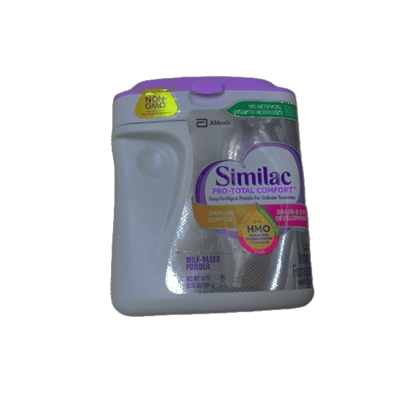 Similac Similac Pro-Total Comfort Infant Formula, Non-GMO, Easy-to-Digest, Gentle Formula, 34 Ounce
