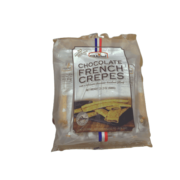 St Michel St. Michel Chocolate French Crepes, 21.2 Ounces