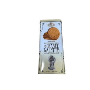 St Michel La Grande Galette French Butter Cookies Biscuits from France 1.3 LB - ShelHealth.Com