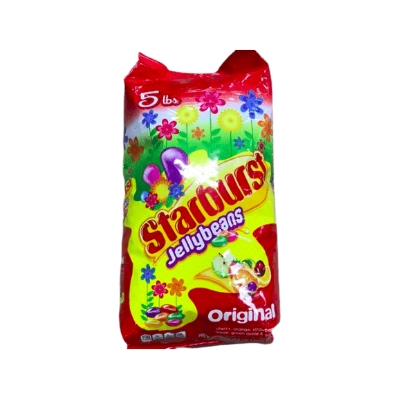 Starburst Starburst Jelly Beans - 5 pounds