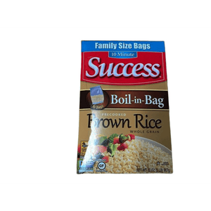 Success Success Rice Boil In Bag Brown Rice, 32OZ