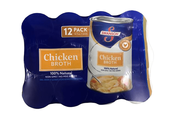 Swanson Swanson Chicken Broth (14.5 oz., 12 ct.)