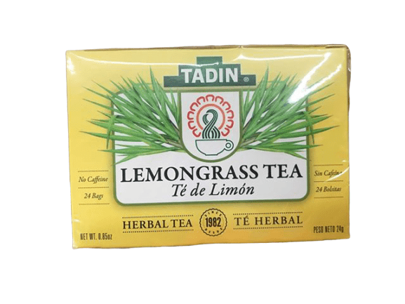 Tadin Tadin Lemongrass Lemon Tea , 24 ct
