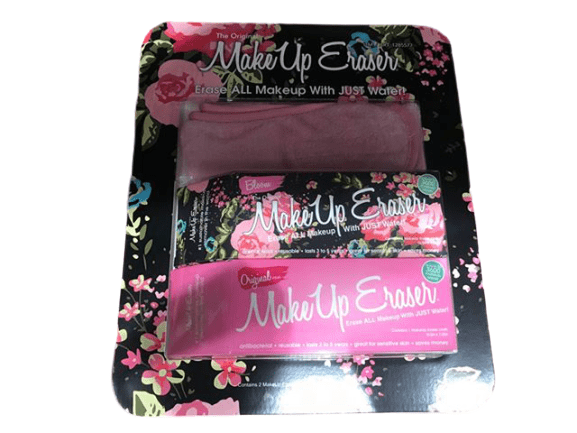 The Original Makeup Eraser, 2 Pack With HeadBand - ShelHealth.Com