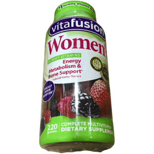 VitaFusion Vitafusion Women's Multivitamin Gummy 220 Count